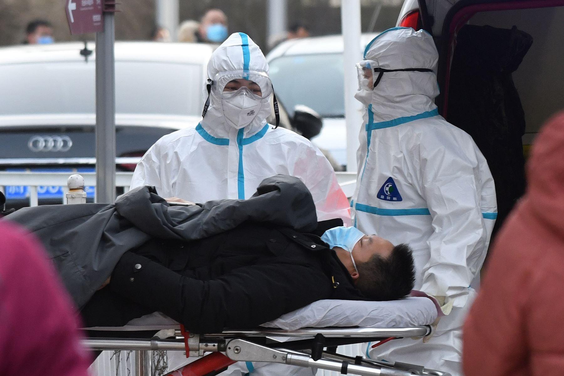 La Comisión Nacional de Salud no ofreció detalles sobre el fallecimiento de esta nueva víctima del coronavirus. Foto: AFP