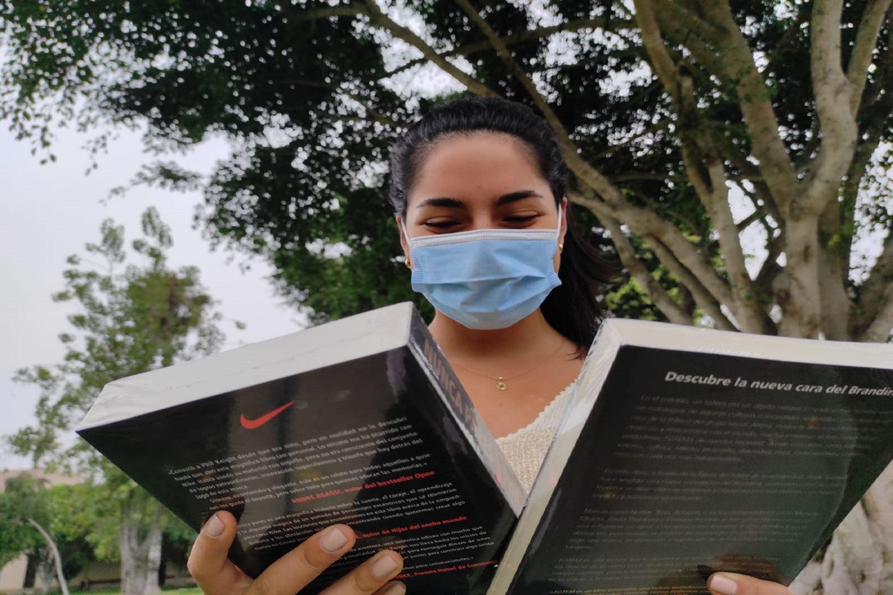 l Feria itinerante del Libro Foto: Municipalidad de Lima