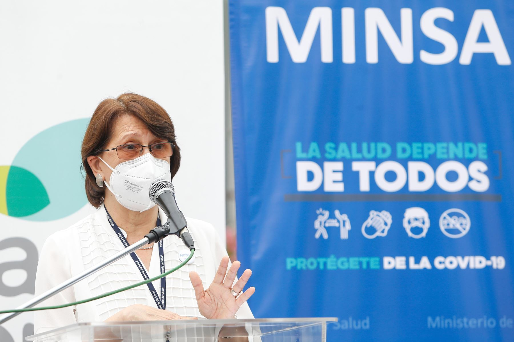 Photo: ANDINA/Ministry of Health of Peru