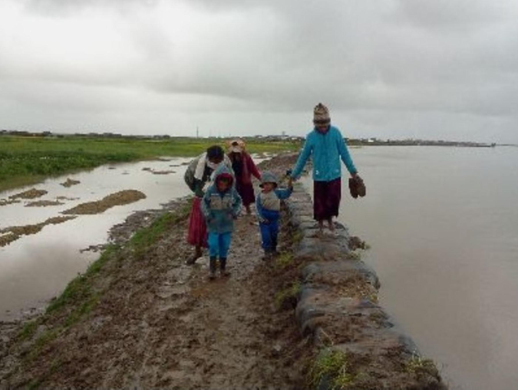 Amplían vigencia de mesa de diálogo para atender problemática de la cuenca del río Coata