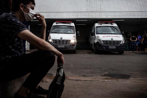Caos sanitario en la ciudad de Manaos en Brasil por falta de oxígeno en hospitales