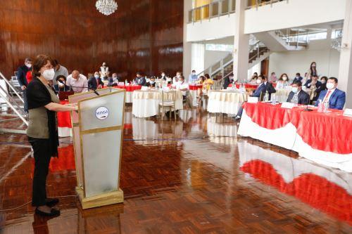 Ministra de Salud participa en la XV Reunión Extraordinaria de la Comisión Intergubernamental de Salud
