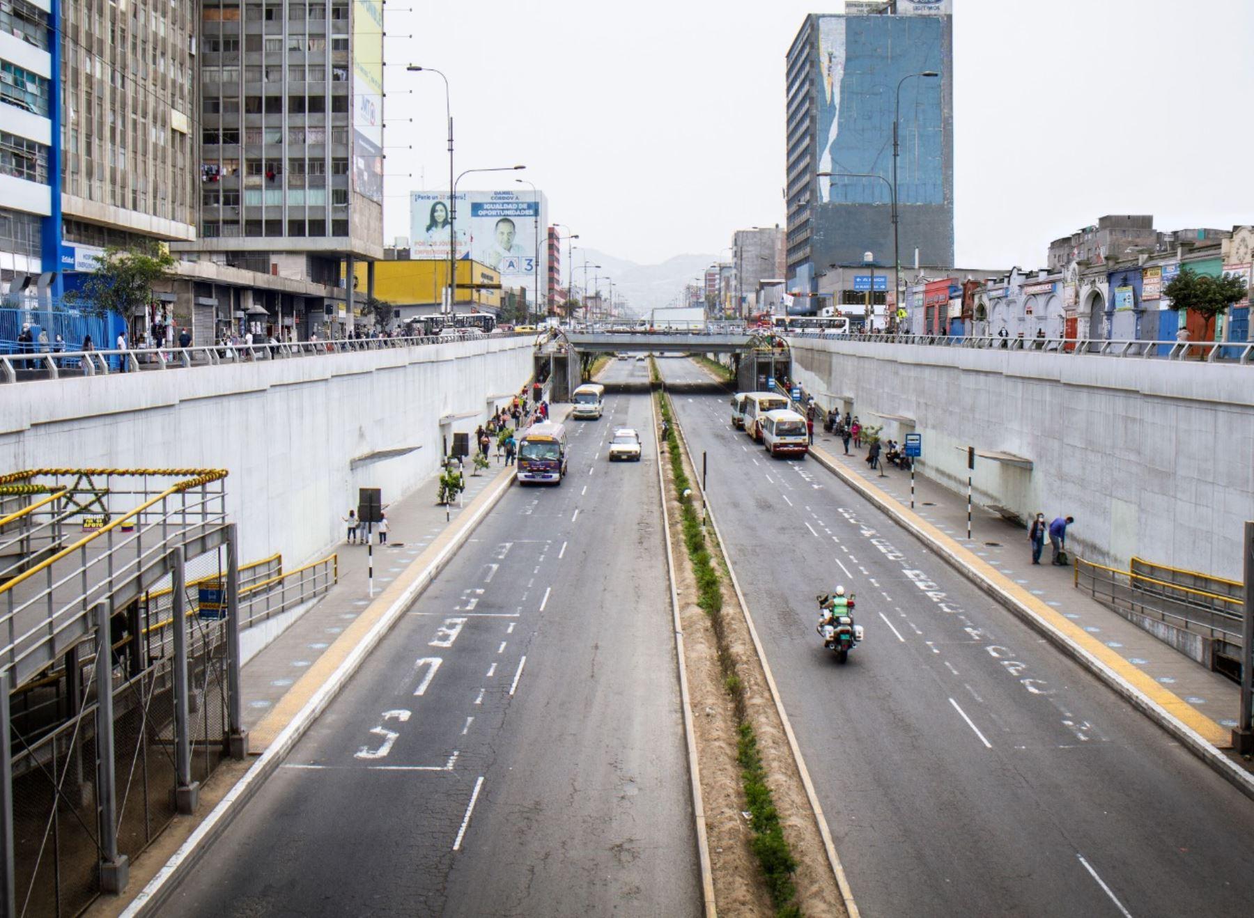 via-expresa-grau-taxis-y-vehiculos-particulares-podran-circular-hasta-marzo