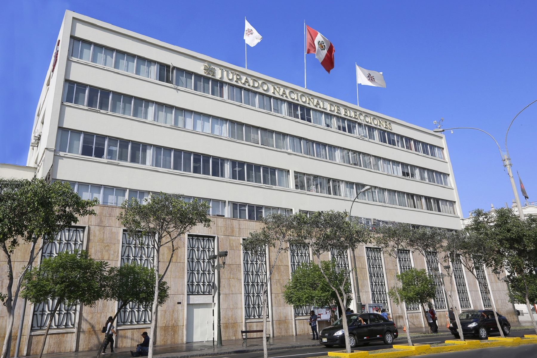 Jurado Nacional de Elecciones.
