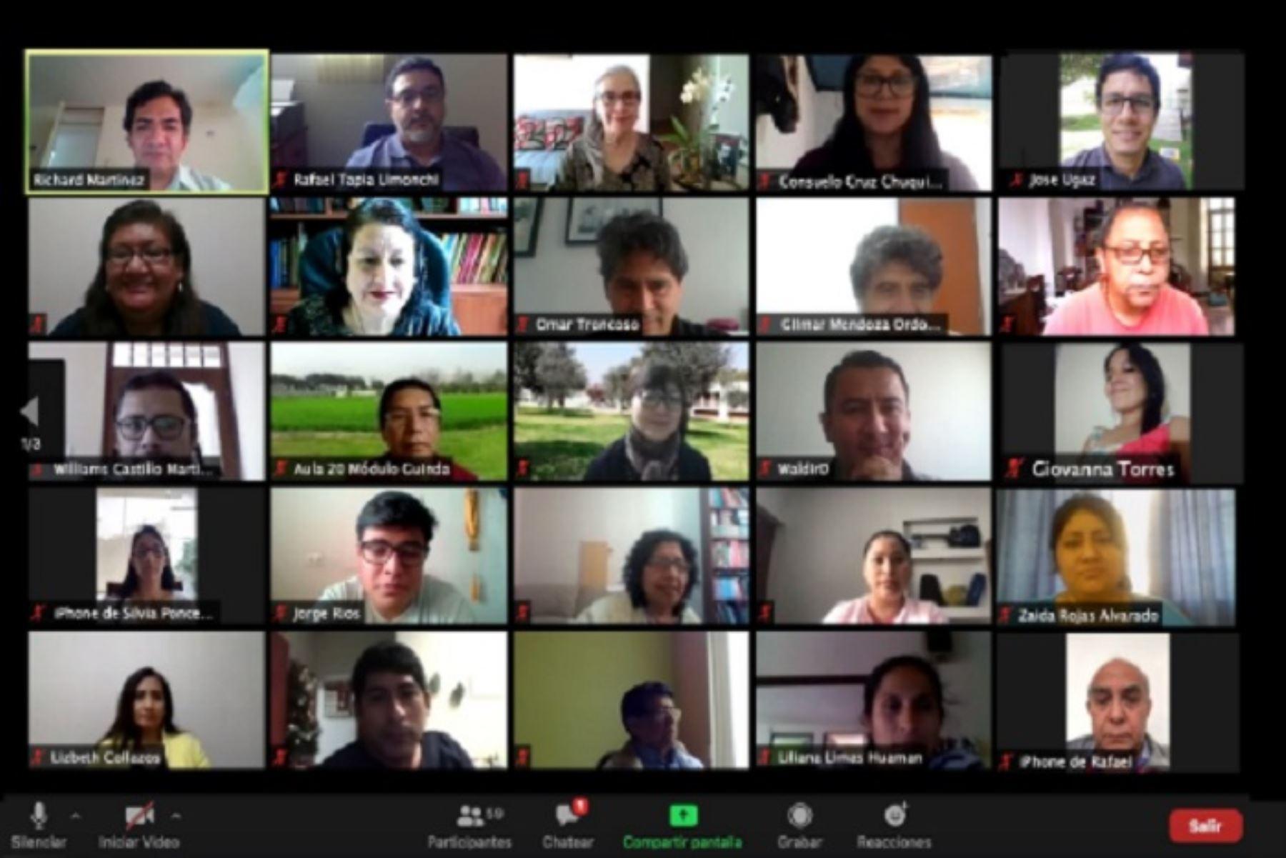 concytec-inicia-ejecucion-de-18-proyectos-junto-a-10-instituciones-academicas-del-pais