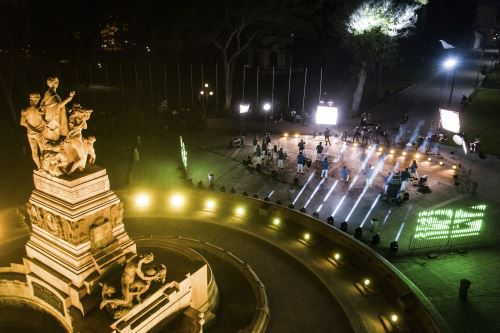 Lima recibe serenata virtual por su 486 aniversario