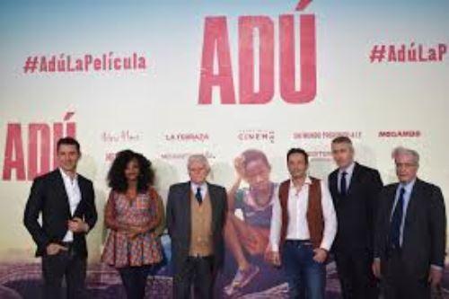 """La cinta """"Adu"""" fue nominada a los Premios Goya."""