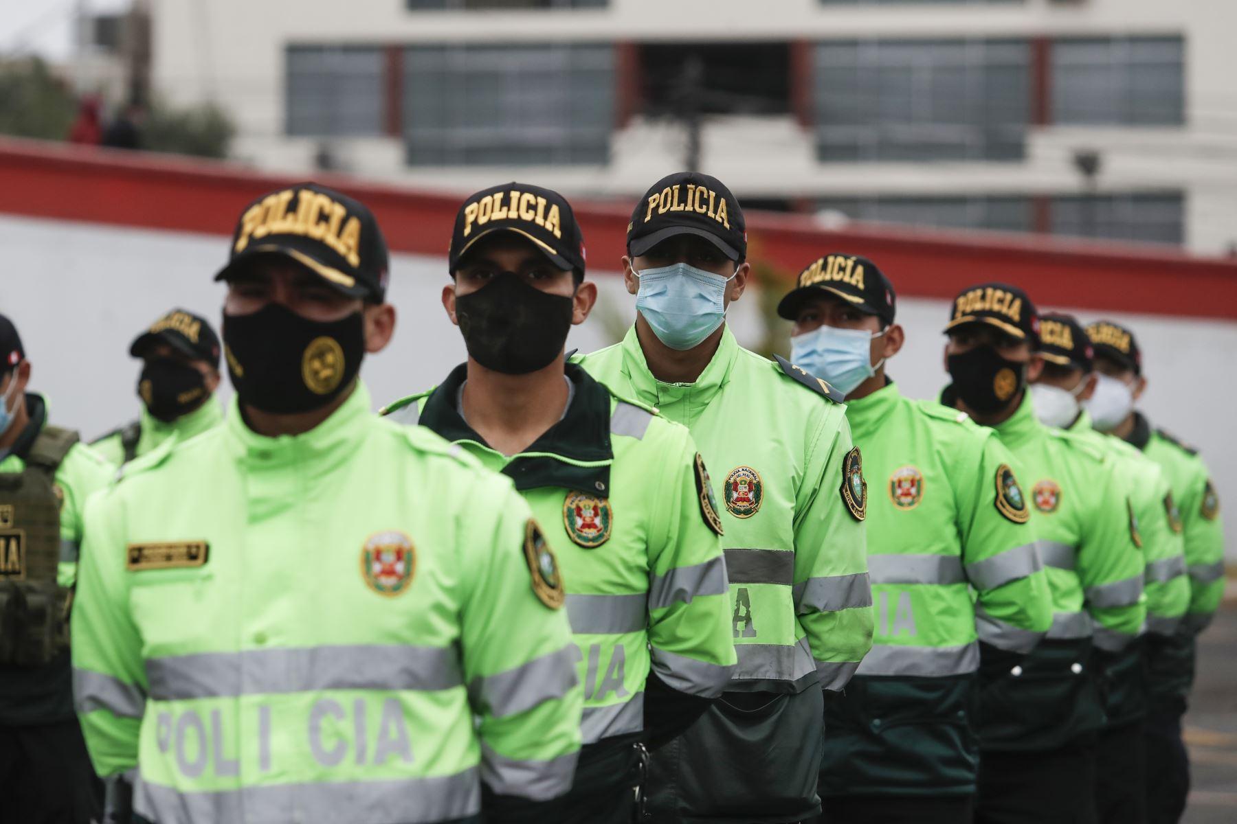 La primera reunión, se realizó la semana pasada con los Comités Regionales de Seguridad Ciudadana (Coresec) de Lima, Ica, La Libertad, Puno y Arequipa. ANDINA/Mininter