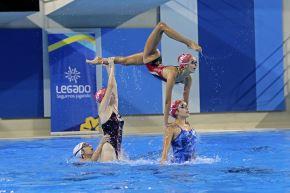 Las sedes panamericanas albergarán los talleres de natación