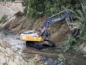 Ministerio de Vivienda priorizará intervención en 138 puntos críticos de ríos y quebradas para evitar daños a causa del incremento del caudal por lluvias intensas. ANDINA/Difusión