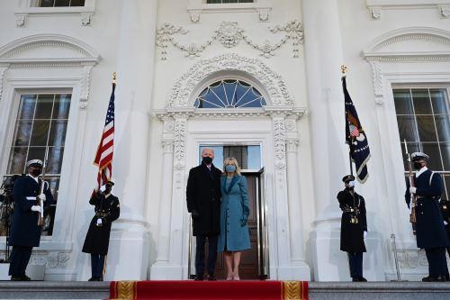 Joe Biden llega a la Casa Blanca