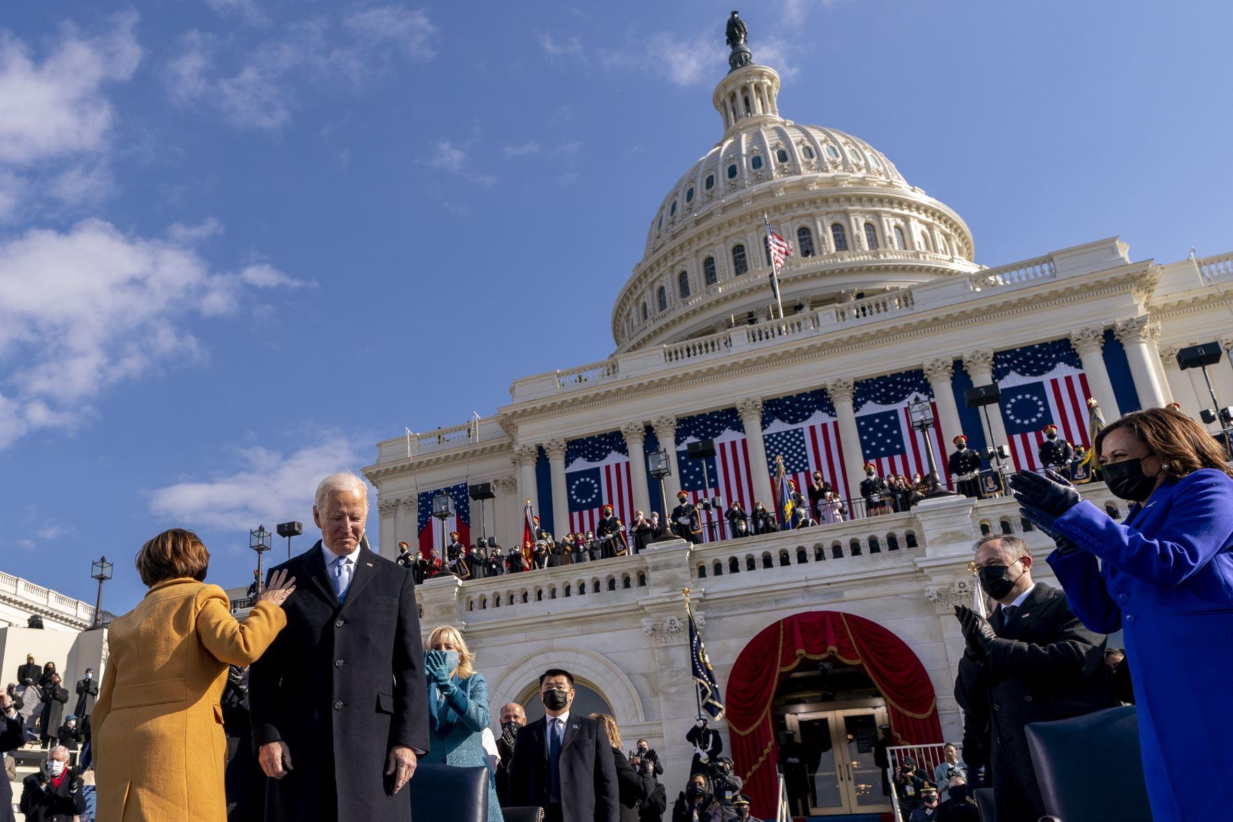 De ser aprobado, el proyecto legislativo de Biden supondría la mayor reforma migratoria desde el Gobierno del republicano Ronald Reagan (1981-1989), que legalizó a 3 millones de indocumentados en 1986. Foto: AFP