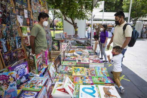 Continúa la Feria Itinerante del Libro hasta el 31 de enero
