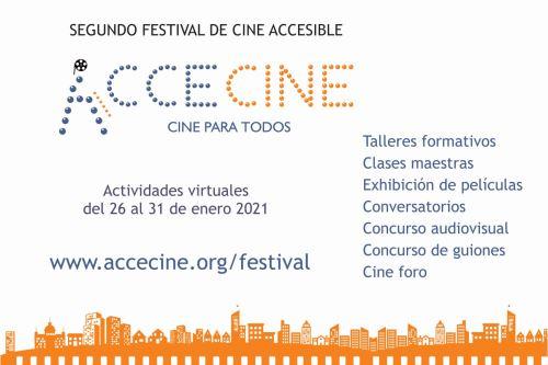 El festival estrenará seis películas peruanas con audiodescripción y subtítulos descriptivos; una combinación ideal entre el entretenimiento y temas de interés social. Foto: ANDINA/Difusión