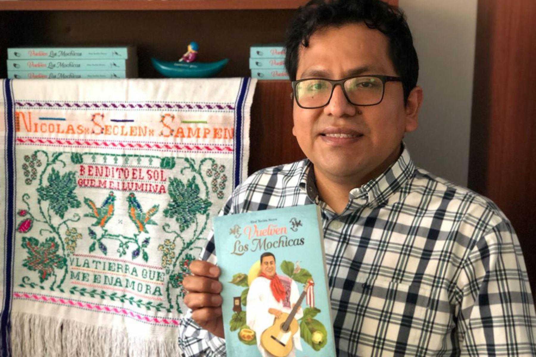 Este libro escrito por Eloy Seclén Neyra, sociólogo y docente universitario, hijo de Nicolás Seclén Sampén. ANDINA/Difusión