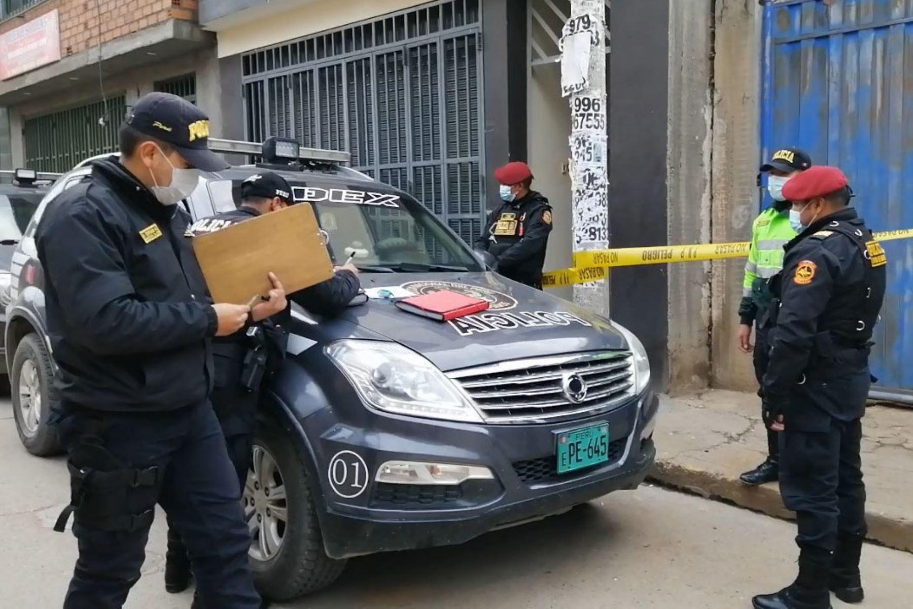 huancayo-explosion-en-vivienda-de-funcionario-del-gobierno-regional-de-junin