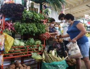 Los residuos de los mercados de abastos son insumos importantes para impulsar la economía circular del país, destacó el Ministerio del Ambiente (Minam). ANDINA/Difusión