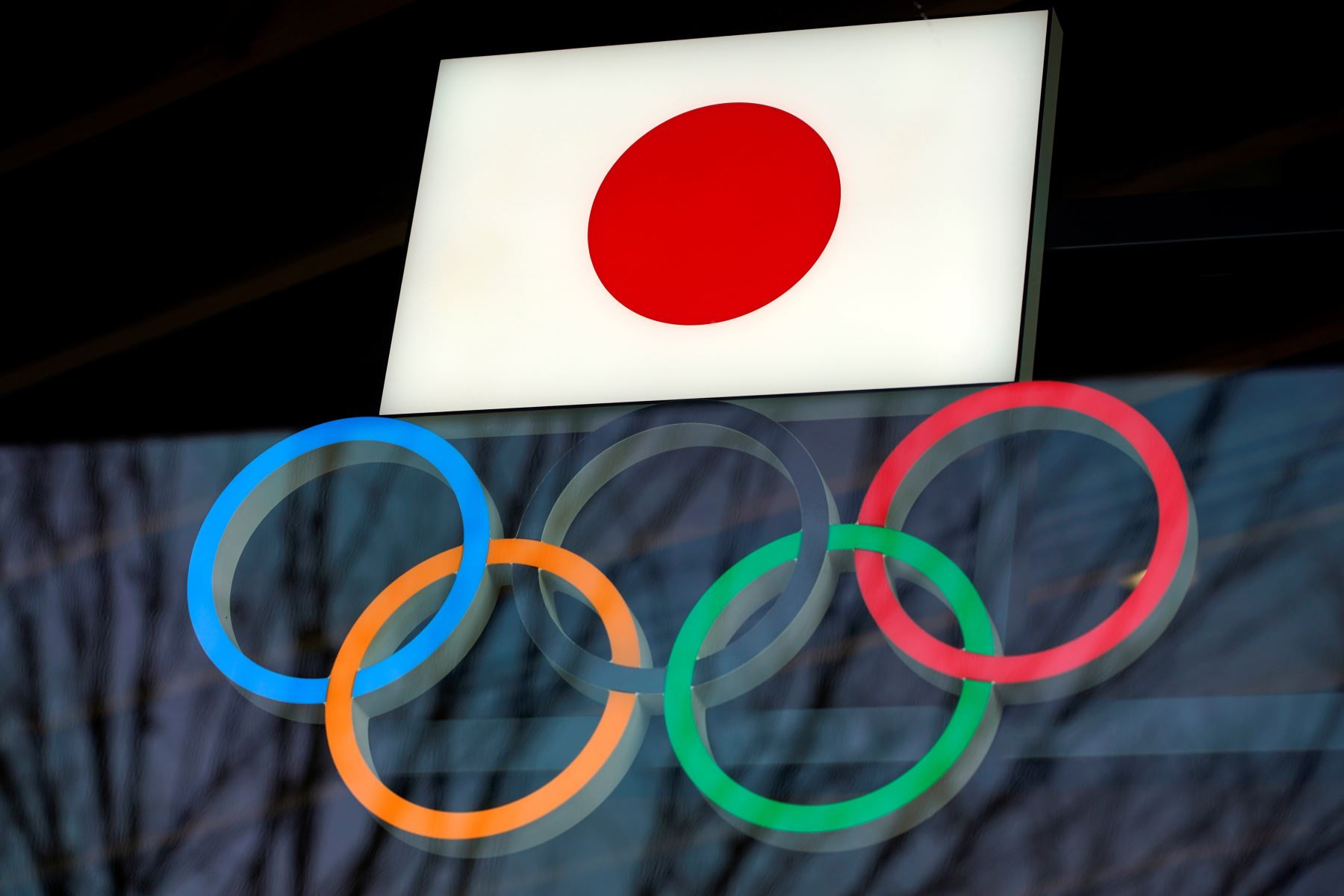 Japón cumplirá medio año antes de la apertura de los Juegos Olímpicos de Tokio 2020, que se pospusieron debido a la pandemia de coronavirus. Los Juegos Olímpicos de Tokio están reprogramados para comenzar el 23 de julio 2021. Foto: EFE