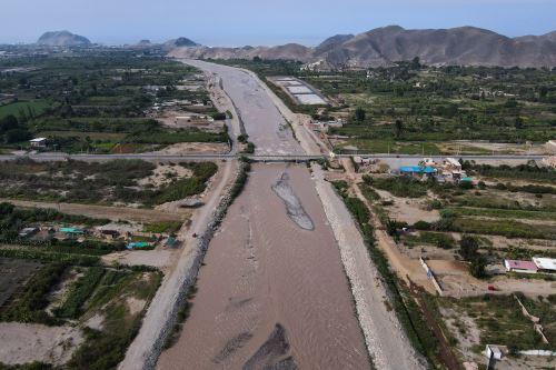 La Autoridad para la Reconstrucción con Cambios inaugura la rehabilitación de las defensas ribereñas del río Mala