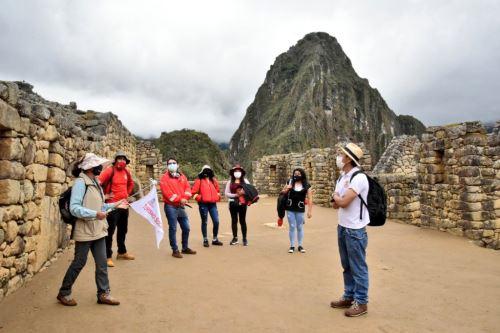Mincetur refuerza equipo de fiscalización turística para inspeccionar el cumplimiento de  protocolos sanitarios en Cusco