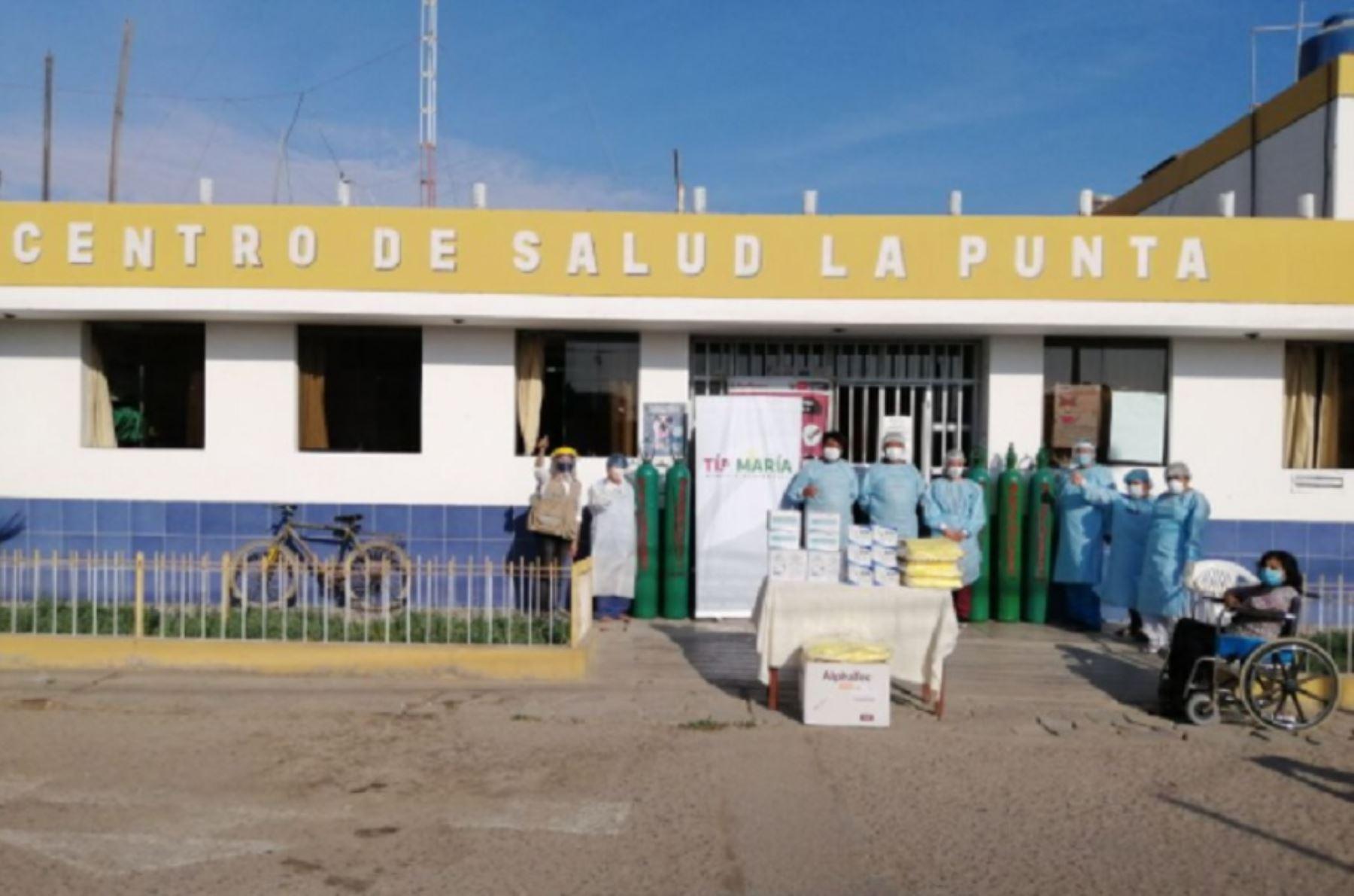 centro-de-salud-del-valle-de-tambo-recibio-equipos-sanitarios-para-atender-pacientes-covid