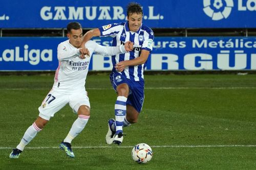 Real Madrid gana 3 a 0 al Alavés en La Liga 2021