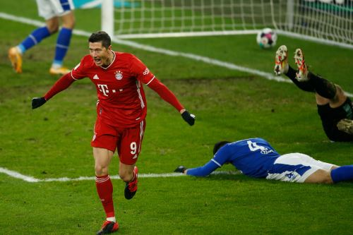 Bayern Múnich golea 4 a 0 ante el Schalke 04 por la Bundesliga