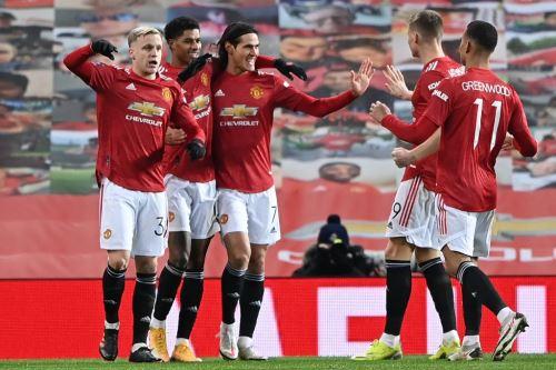 Manchester United ganó 3-2 y eliminó al Liverpool de la FA Cup