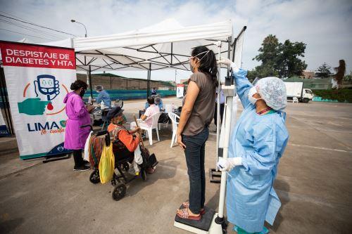 Lima Te Cuida: campaña de salud de la MML atendió a vecinos de Barrios Altos