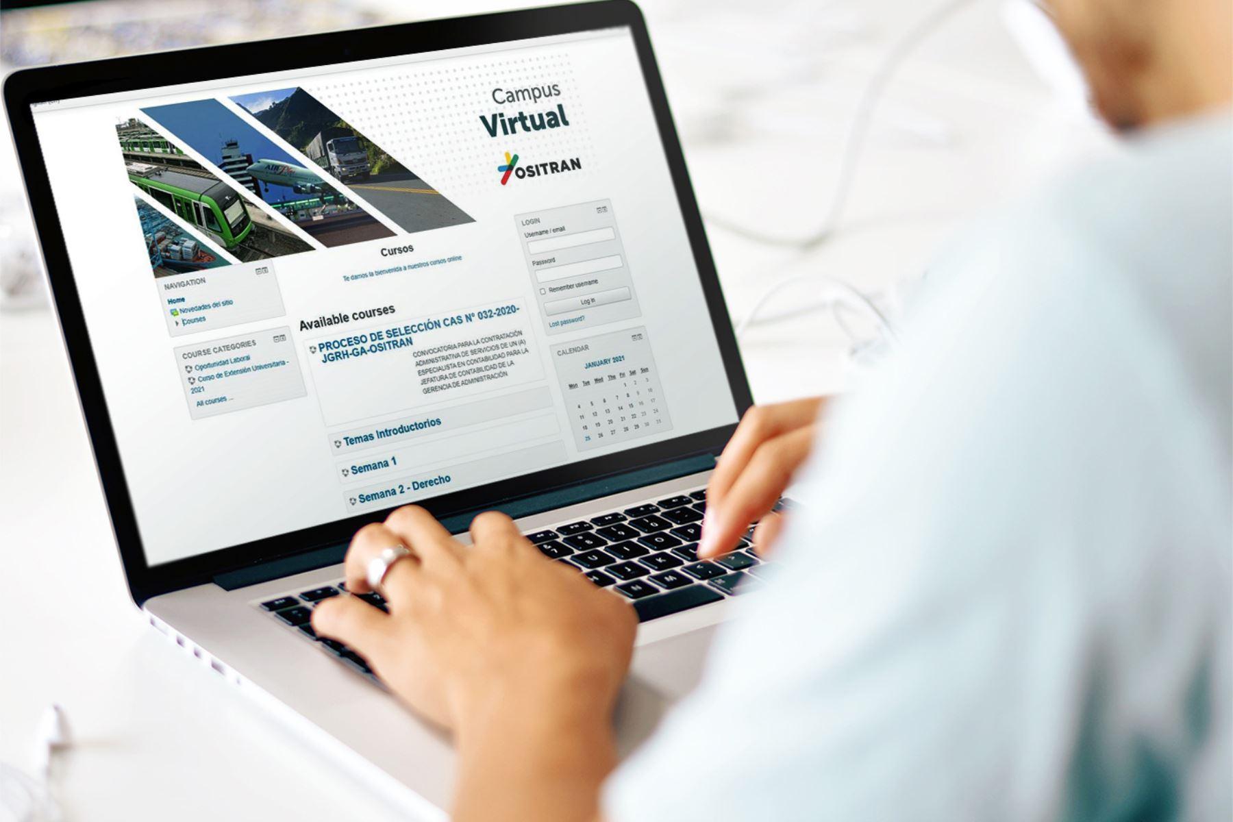 Ositrán inicia convocatoria a 45 becas de especialización infraestructura de transporte