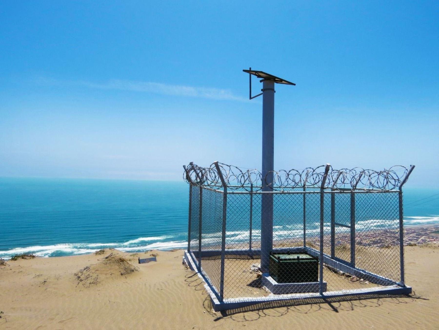 IGP instalará 30 sensores sísmicos en el litoral de las regiones Arequipa, Moquegua y Tacna.