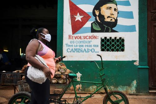 Cuba registra un nuevo récord de casos diarios de covid-19