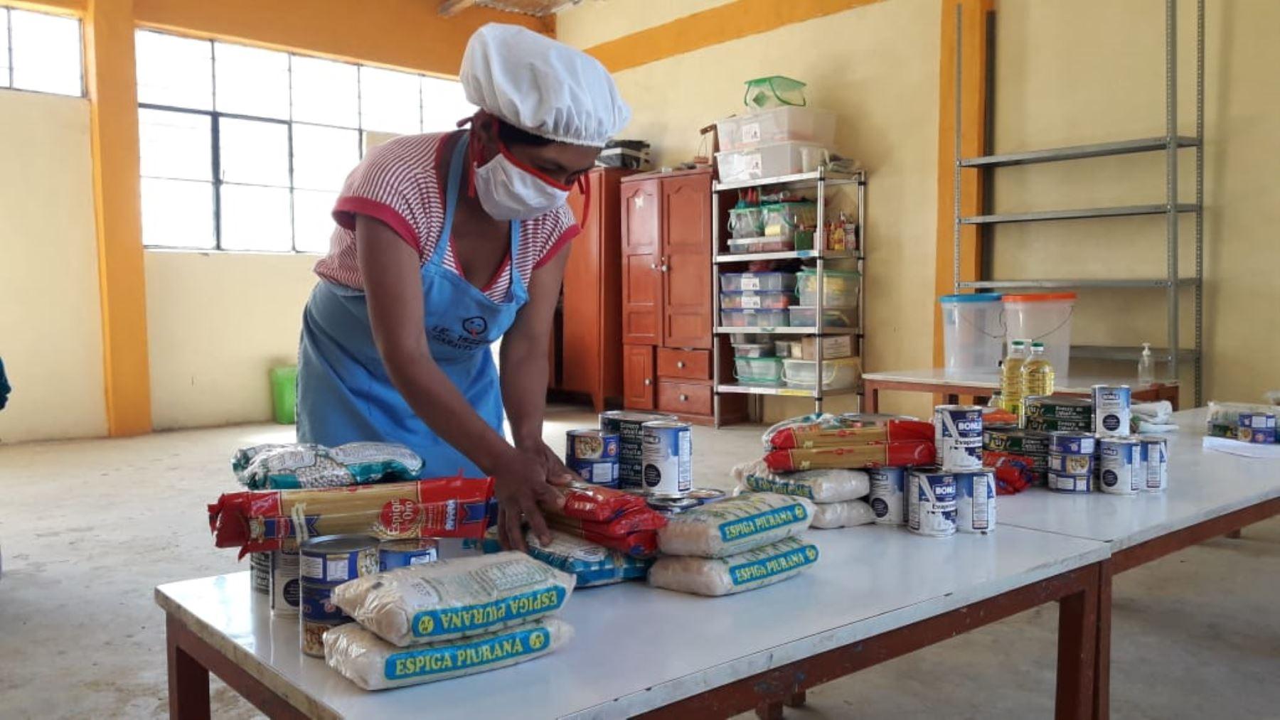 Piura: Qali Warma da recomendaciones para alimentación saludable en etapas de edad escolar