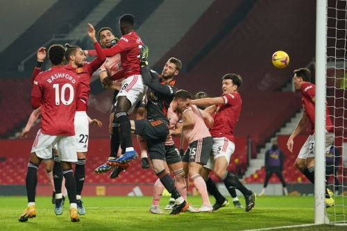 Manchester United cayó de local 1-2 ante al Shefflield United por la Premier League