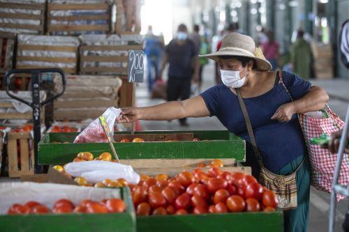 Gran Mercado Mayorista de Lima garantiza Abastecimiento de productos