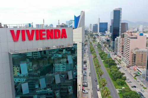 Sede del Ministerio de Vivienda, Construcción y Saneamiento. Foto: Cortesía.