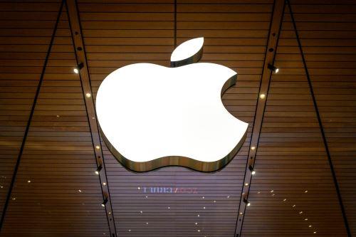 El fabricante del iPhone obtuvo ganancias netas por 28,700 millones de dólares en el primer trimestre de su ejercicio fiscal 2020-2021. Foto: AFP