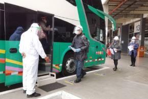 Vacunación contra covid-19:¿Qué hago si tengo que viajar a provincia?. Foto: MTC