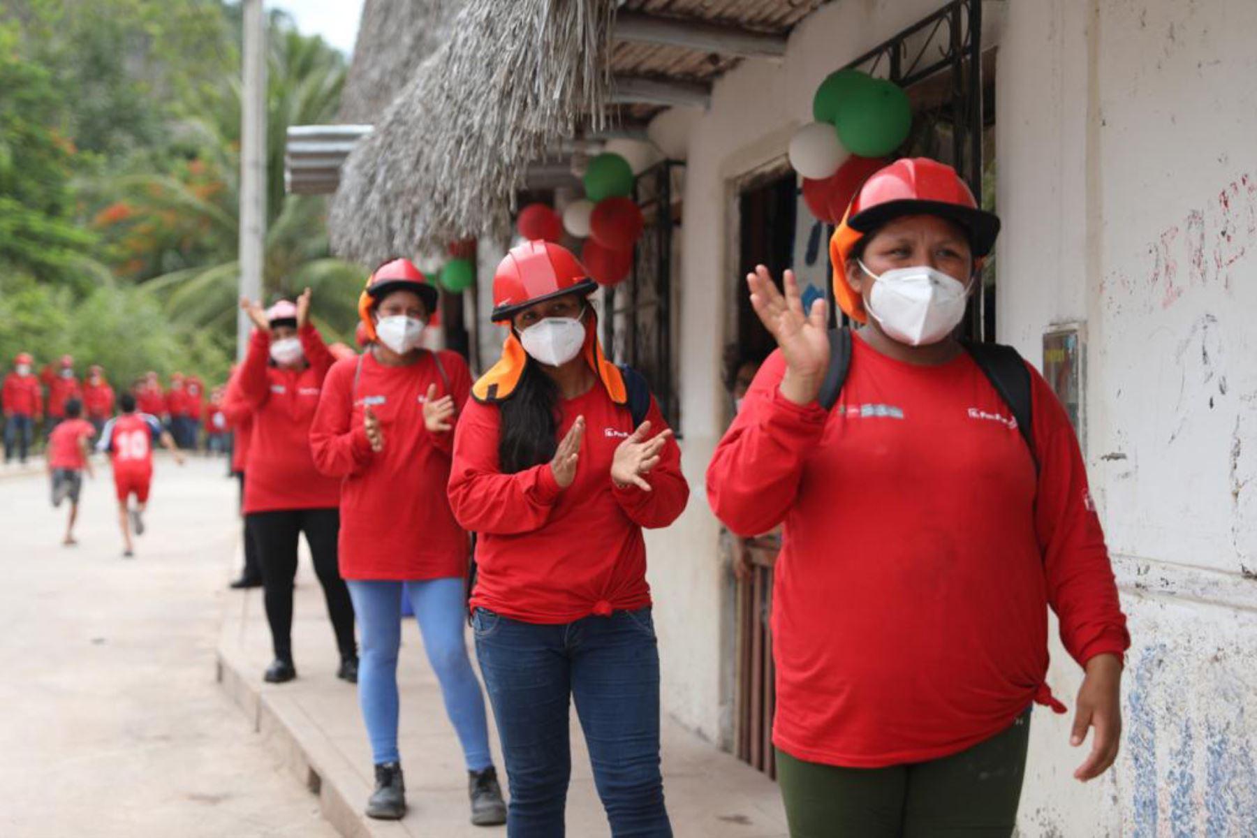 El programa Trabaja Perú, del Ministerio de Trabajo y Promoción del Empleo, intervendrá a favor de familias vulnerables de 1,141 distritos focalizados. Foto: /Difusión