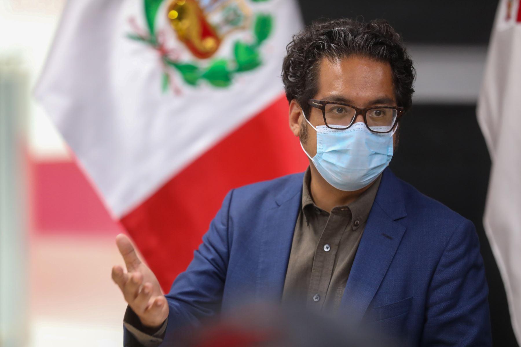 Ministerio de la Producción invoca responsabilidad para que cuarentena sea  corta   Noticias   Agencia Peruana de Noticias Andina