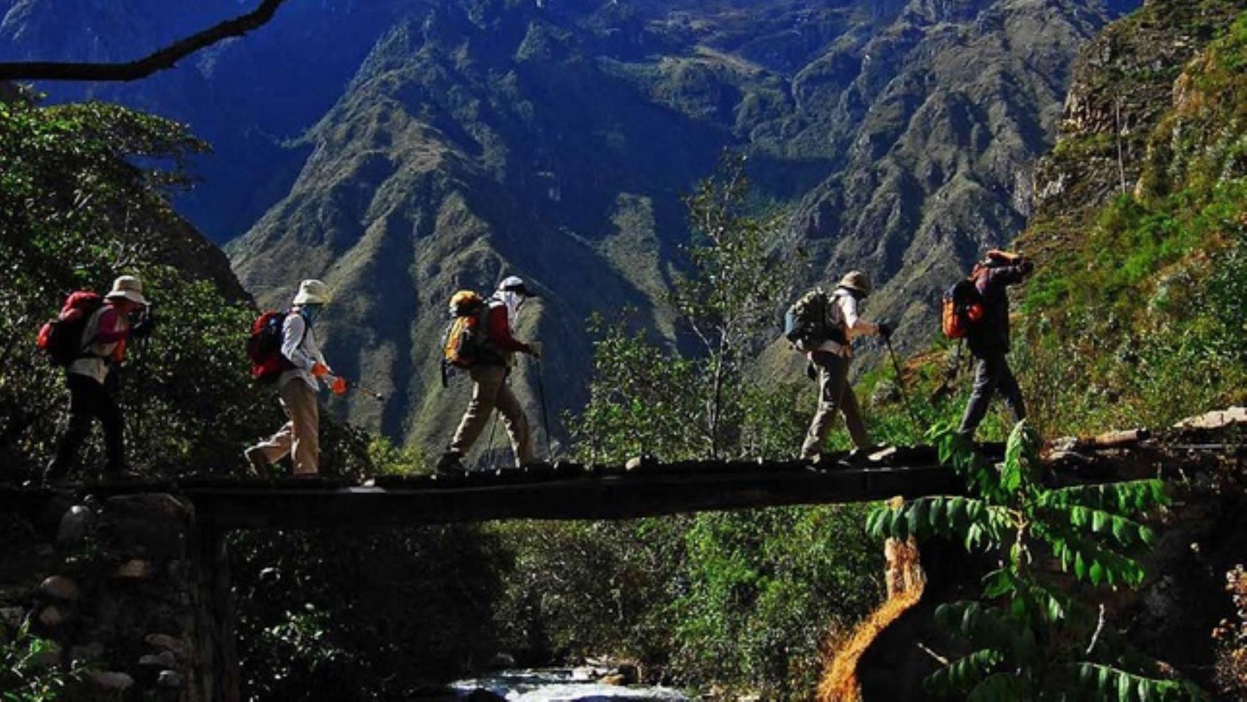 Machu Picchu: conoce el protocolo de bioseguridad para las rutas 1, 2 y 3 del Camino Inca