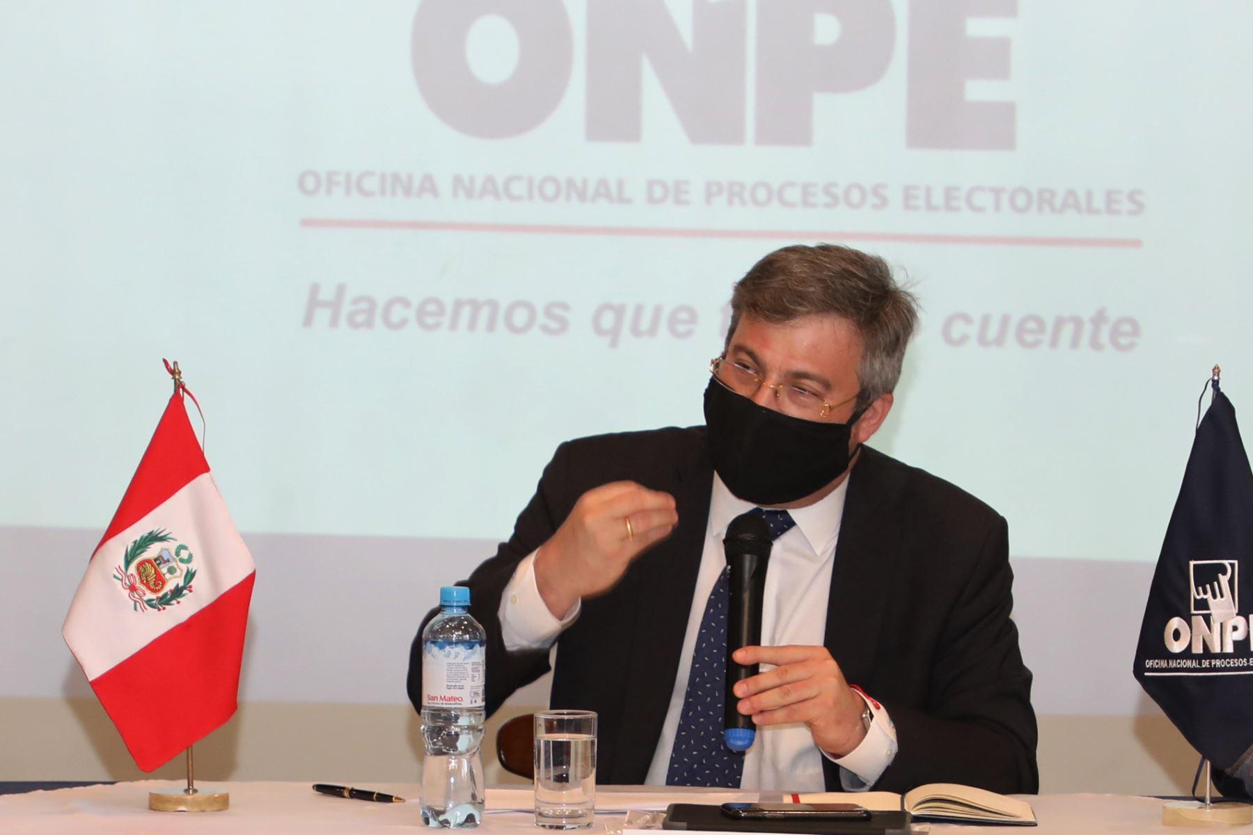 Foto: ANDINA/difusión,