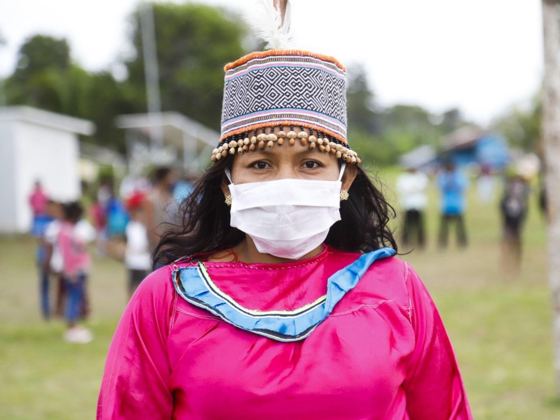 Ministerio de Cultura refuerza lucha contra la pandemia de coronavirus (covid-19) en comunidades indígenas con llamadas y mensajes de texto en lenguas indígenas.