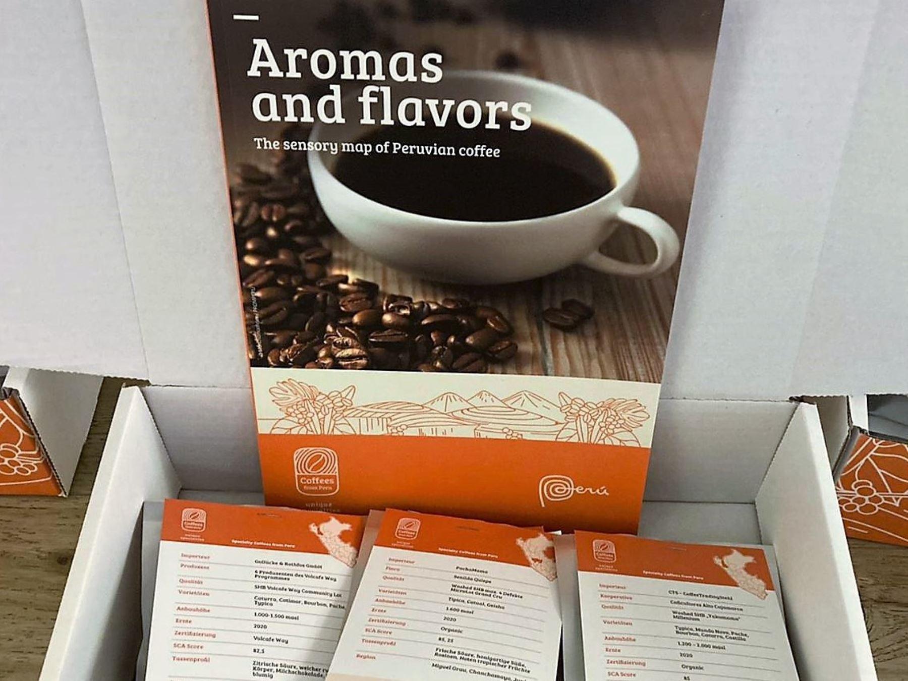 El café peruano es reconocido por su calidad y variedad en el mundo. Foto: cortesía Promperú.