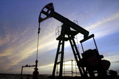 Extracción de hidrocarburos. ANDINA/Difusión