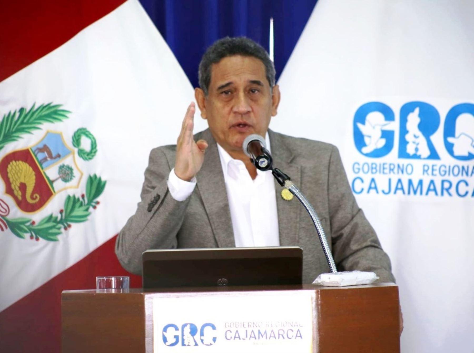 Mesías Guevara: cambios en el Gabinete son positivos para la gobernabilidad del país