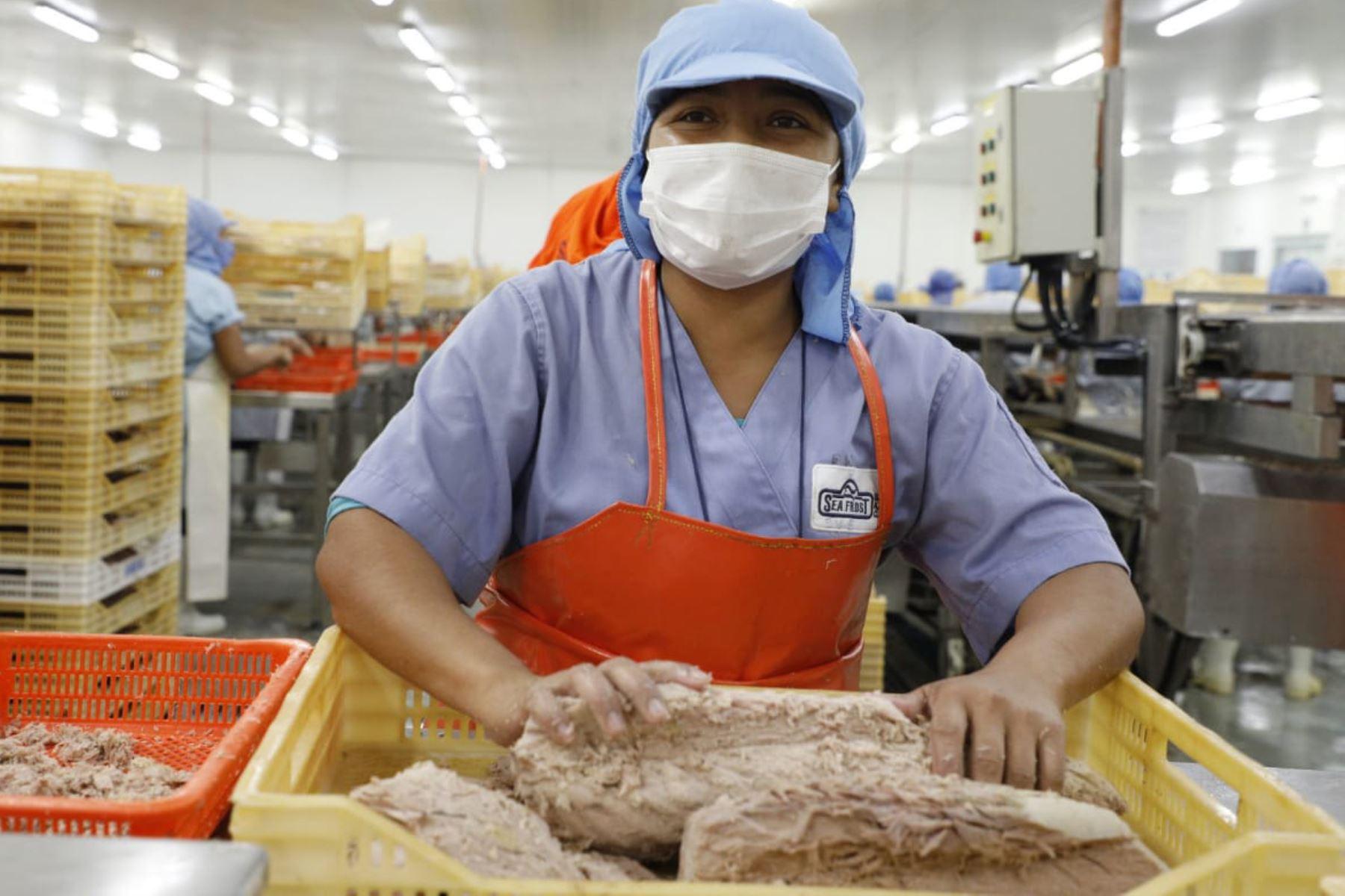 Micro y pequeñas empresas (mypes). Foto: ANDINA/Juan Carlos Guzmán