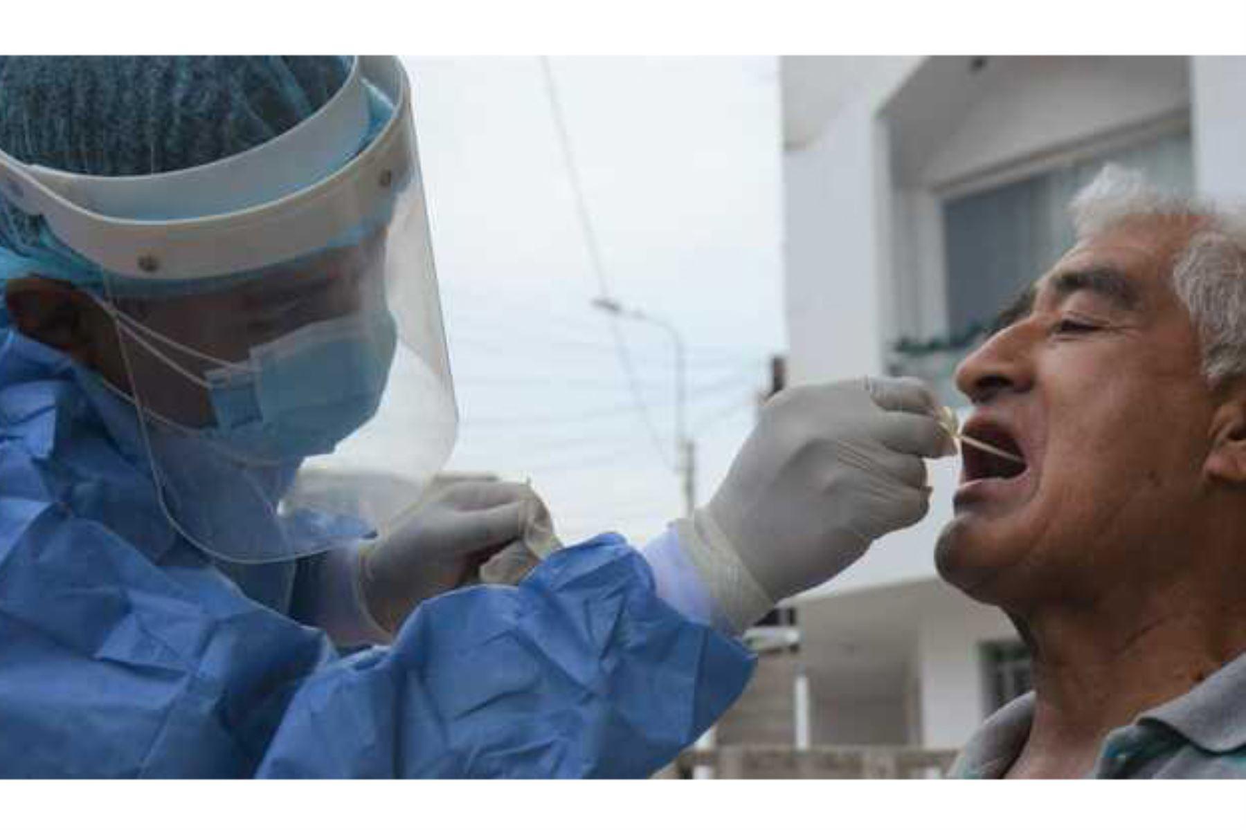 Minsa reporta 1,144 nuevos casos y 49 fallecidos por covid-19 en 24 horas