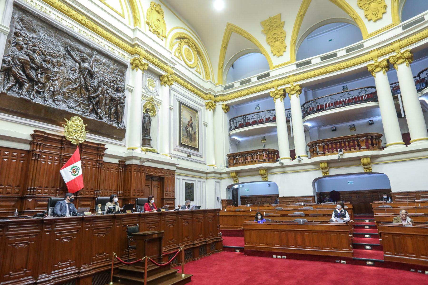 Tres congresistas de Acción Popular reiteran que no apoyarán elección del TC