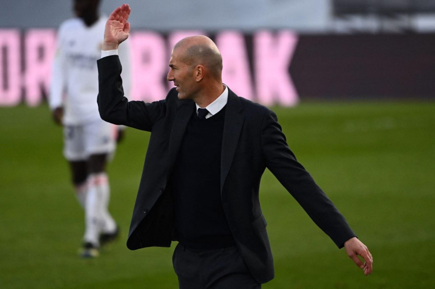 Zidane se muestra preocupado por las constantes lesiones en su equipo